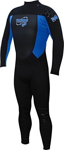 TWF Turbo Bleu - Traje para deportes acuáticos, Multicolor (azul/Negro), talla M