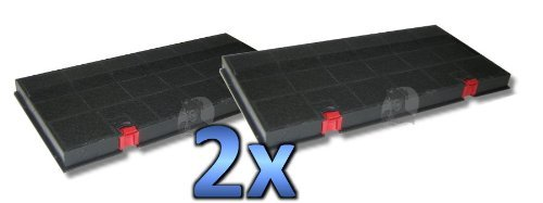 DREHFLEX-2Filtro a carbone/Filtro a carbone attivo per Cappa aspirante-adatto per cappe da...
