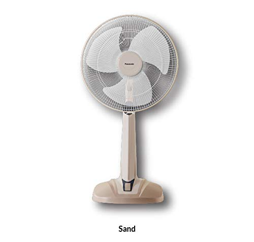 Panasonic F-45XSA-S 450mm Slide Pedestal Fan (Sand)