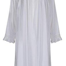 Desconocido The 1 For u 100% Cotton Pradera Estilo Camisón con Bolsillos – Henrietta- XS – XXXXL