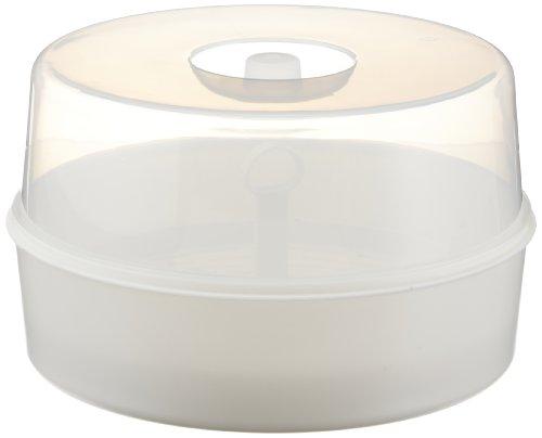 Reer 3295.1 - Sencillo esterilizador de biberones para microondas. La opción más asequible
