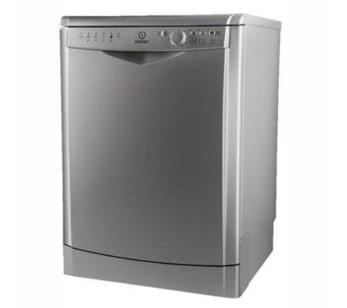 Indesit DFG 26B1 NX EU Autonome 13places A+ lave-vaisselle - lave-vaisselles (Autonome, Acier inoxydable, Acier inoxydable, boutons, Rotatif, 13 places, 49 dB)
