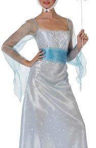 Atosa - Disfraz de hada para mujer, talla M/L (10157)