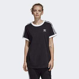 adidas 3 Stripes, T-Shirt Donna