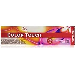 Color Touch Colorazione in Crema, 77/45 Biondo Medio Intenso Rame Mogano - 60 ml
