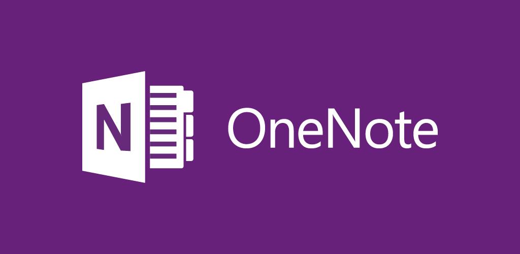 OneNote Screenshot