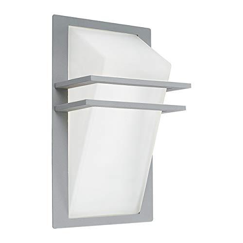 EGLO PARK Outdoor wall lighting Argento E27 60 W