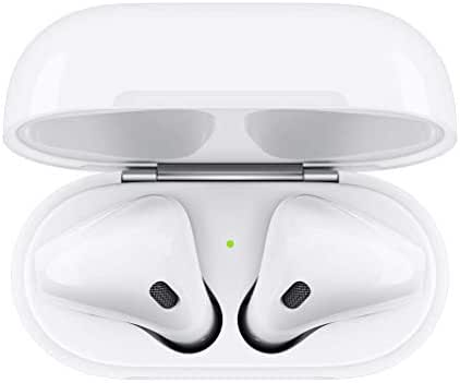 Apple AirPods mit Ladecase (Neuestes Modell)