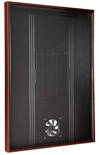 Nakoair Riscaldatore di aria solare Collettore OS20 Condizionatore Condizionamento Ventilatore...