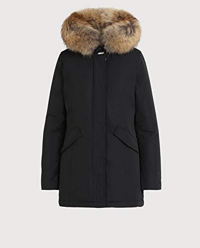 Woolrich Parka Luxury Arctic WWCPS2604CF40. BLACK TG:S