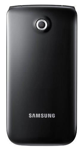 Samsung E2530, Telefono cellulare, EDGE/QuadriBand, Bluetooth, colore: Nero