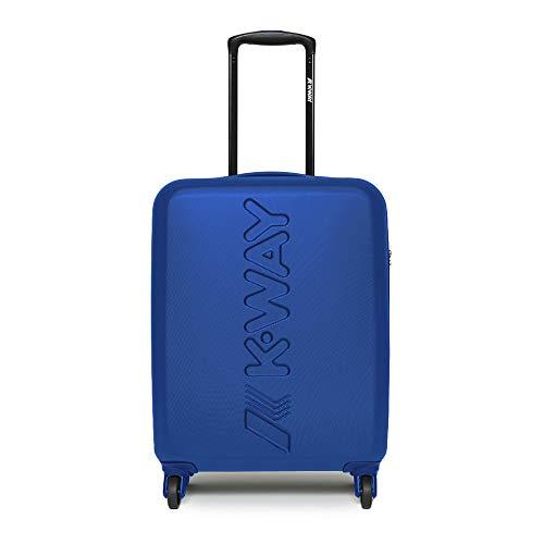 K-Way 8AKK1G01 Bagaglio A Mano Valigeria AZZURRO TU