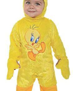 Rubbies - Disfraz de Piolín para niña, talla 0-12 meses (881541I)