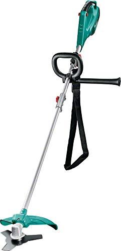 Bosch Freischneider AFS 23-37 (3-Flügel-Messer, Spule für Schneidfäden, 3 Schneidfäden, Zusatzgriff, Schutzhaube, Karton, 1000 Watt)
