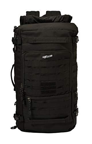 F Gear Military Garrison 36 Liter Rucksack Backpack (Black)