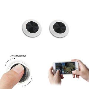 SLB Works Brand New 1pc Ultra-thin Mini Game Controller Mobile Joystick V3 For Smart Phone Tablet