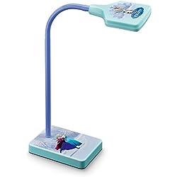 Philips e Disney Frozen Lampada LED, da Tavolo, 4 W, Blu