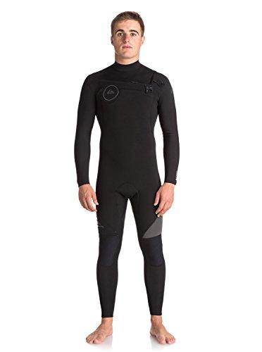 Quiksilver - Traje de Surf GBS con Cremallera en el Pecho - Hombre - M - Negro