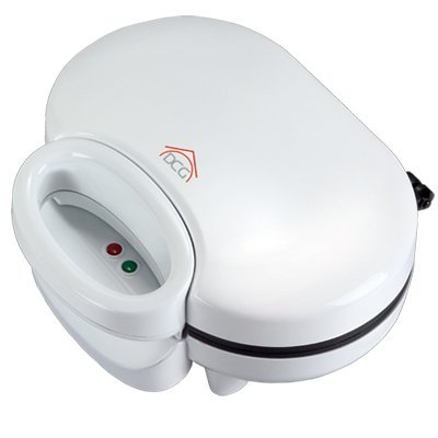 DCG Eltronic WA2230 6dolci 800W Bianco macchina per ciambella e cupcake