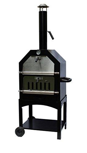 bbgrill Lorenzo Outdoor Oven, Nero, 106x 51x 38cm, lor17