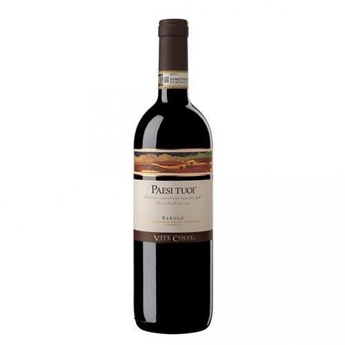 Barolo Docg 'Paesi Tuoi' Terre Da Vino Terredavino Vite Colte 1/2 bt. 0,375 lt.