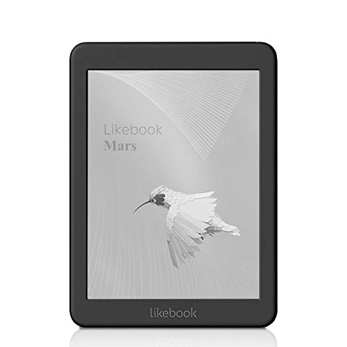 HITSAN INCORPORATION BOYUE 7.8 Inch T80D Likebook Mars eBook Reader e-Ink eReader 8 Core Android 6.0 2G/16G Card Slot