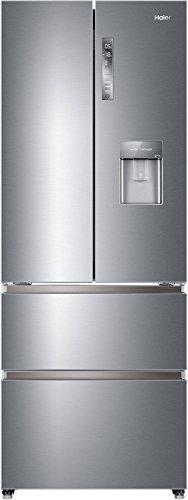 Haier HB16WMAA frigorifero con congelatore Libera installazione Acciaio inossidabile 422 L A+