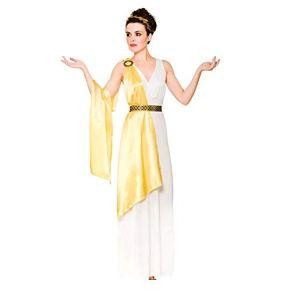 Adulto Mujer Diosa Griega Toga Disfraz Halloween / Carnaval (XL - 50/52)