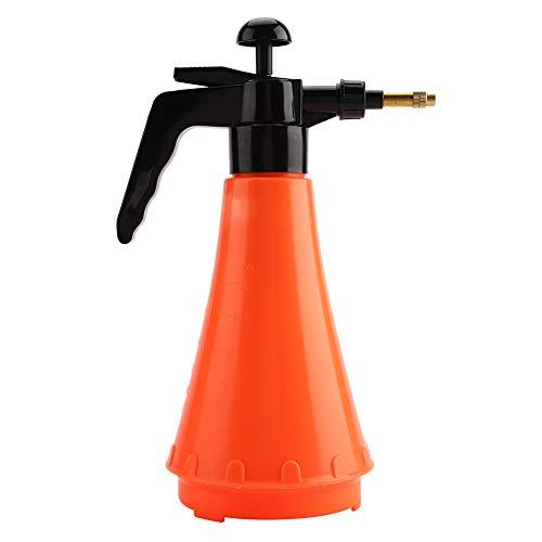 Pulverizador manual, botella portátil de 1L Pulverizador manual de agua a presión Bomba portátil de jardín Plantación Jardinería Herramienta de riego para jardinería
