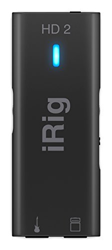 IK Multimedia iRig HD 2 - Interfaccia per chitarra