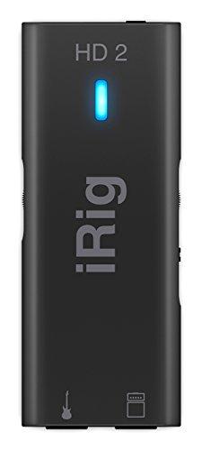 IK Multimedia iRig HD 2- Interfaccia per chitarra