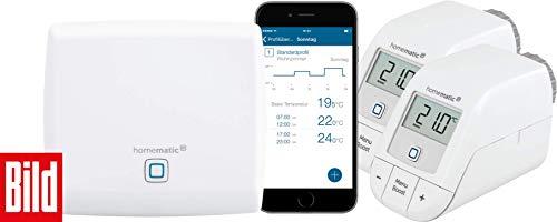 Homematic IP Smart Home Set Heizen - BILD-Edition, 154589A0