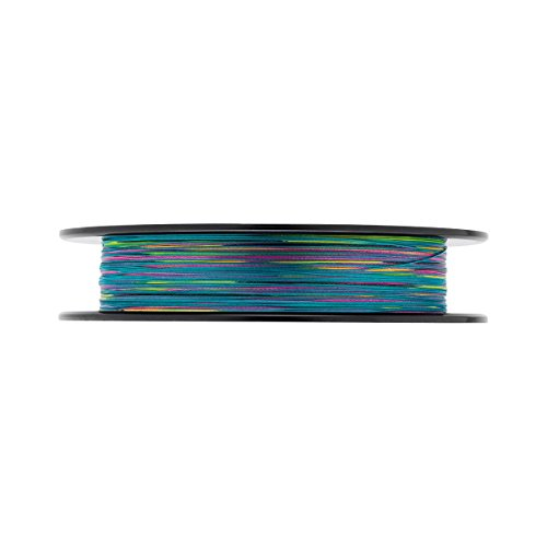 Daiwa J-Braid X8, 0.16mm, 9.0kg / 20.0lbs, 300m, multicolour, rund geflochtene Angelschnur