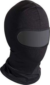 Soxon · SH-1 · Sturmhaube · Balaclava Ski-Maske Halswärmer für Jet-Helm Motorrad-Helm Roller-Helm Motorradmaske - Sturmmaske Kopfhaube Atmungsaktiv - Ski-Unterwäsche - Motorrad-Unterwäsche 1