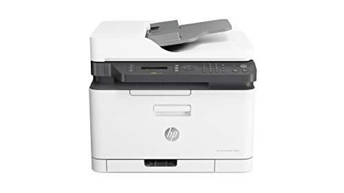 HP Color Laser 179fnw (4ZB97A) Stampante Laser Multifunzione a Colori, Stampa, Scannerizza,...