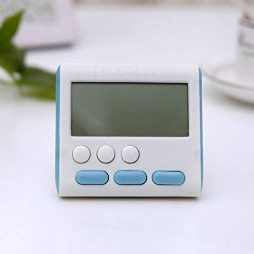 NQ-ChongTian Cronografo elettronico da Cucina, Sveglia, Timer da Cucina, promemoria, Studente, cronografo Positivo elettronico, Sveglia, Sveglia, cronografo (Colore : #2)