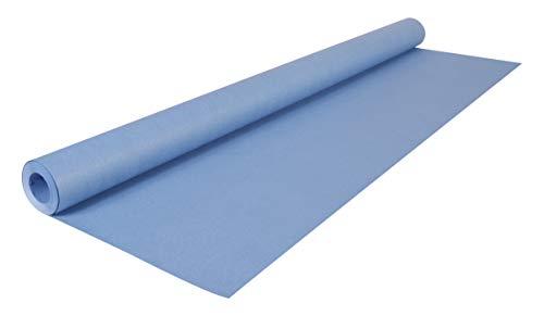 Clairefontaine - Papel de estraza para regalo (70 cm x 10 m), color azul francia