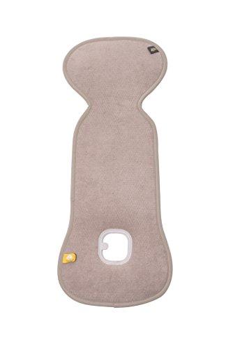 AEROMOOV - Air Layer foderina traspirante - Non fa sudare il bambino - Cotone organico - Passeggino (Sand)