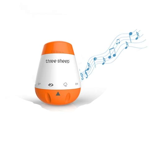 Generic K1 Music Portable Smart Therapy Sound Machine Baby Rechargeable Voice Sensor White Noise Infants Sleep Monitor
