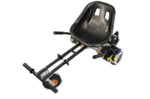 Zerimar Airel Hoverkart | Kart per Hoverboard | Adatto per Hoverboard: 6,5/8 / 10'' | Misure:...