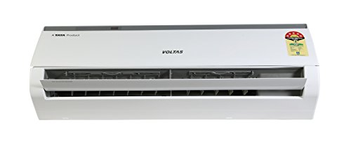 Voltas 185 CYa Split AC (1.5 Ton, 5 Star Rating, White, Aluminium)
