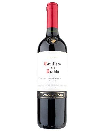 Valle Central Cabernet Sauvignon DO Casillero del Diablo Concha y Toro 2017 0,75 L