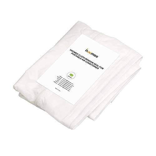 HOOMEE 400CM Guarnizione Universale per Finestre per Condizionatore Portatile, Asciugatrice – Per...