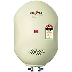 Kenstar Jacuzzi KGS15W5P 15-Litre Storage Water Heater (Cream)