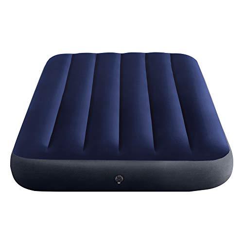 Intex 64757 Materasso Classic Downy Singolo con Tecnologia Fiber Tech 99X191X25 cm