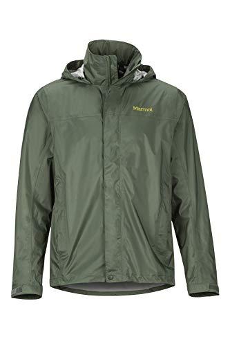 Marmot Precip Eco Jacket, Giacca Antipioggia Rigida, Antivento, Impermeabile, Traspirante Uomo, Crocodile, M