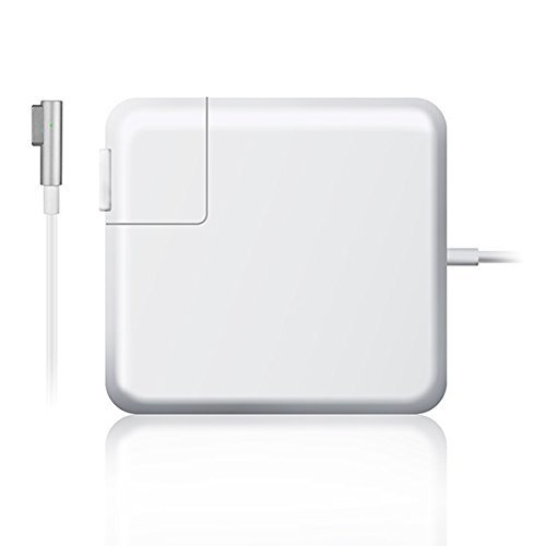 """LAPSTER Laptop Charger for 85w 18.5v 4.6a L Pin Magsafe 1 for Apple 15"""" and 17"""" Inch MacBook Pro A1172 A1222 A1290 A1286 A1343 Year (2008-2011)"""