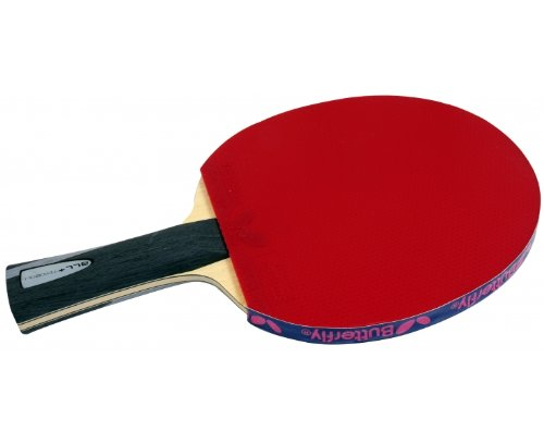 BUTTERFLY Boll todo ping pong (con goma Tenergy 64)