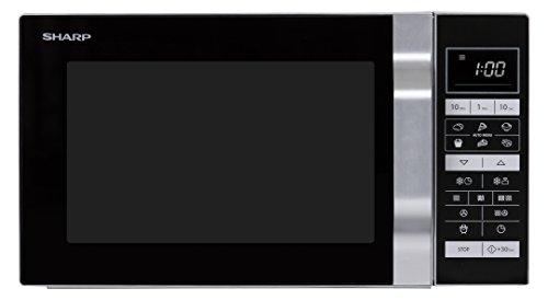 Sharp Home Appliences R860S – Microondas (328 x 330 x 217 mm)