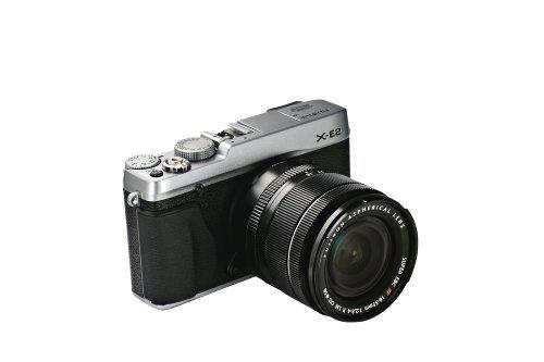 Fujifilm X-E2 Fotocamera Digitale 16 MP, Sensore X-Trans CMOS II APS-C, Ottiche intercambiabili e...
